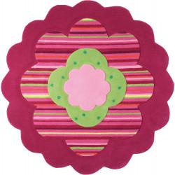 Alfombra Flower Shape ESP-2840-06