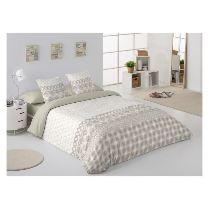 Juego de funda n rdica arte 3 piezas impresi n digital cama de 105 cm equis decoraci n - Fundas nordicas para camas de 105 ...